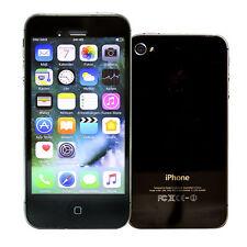 Apple  iPhone 4 8GB Schwarz (Ohne Simlock) Smartphone. Rechnung mit MwSt.