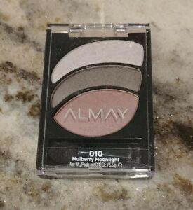 ALMAY Smoky Eye Trios - Eyeshadow - Mulberry Midnight  (010)