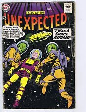 Tales of the Unexpected #35 DC 1959