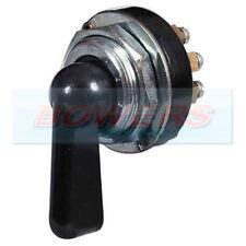 Durite 0-645-60 4 Posición Apagado/Lado/DIP/MAIN Rotary Switch Faros de coche clásico