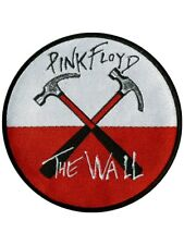 Pink Floyd The Wall Circular Patch 9x9cm