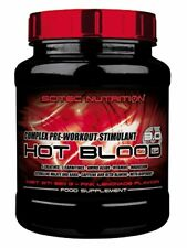 Hot Blood 3.0 Scitec Nutrition 820gr limonada Rosa