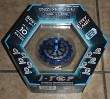 I-Top Next Gen Tops 10 Electronic Games In One Top BRAND NEW Mega Gear Blue