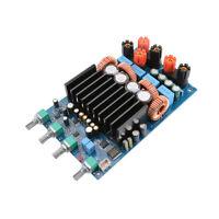 AIYIMA Power Amp Audio Board 150WX2 300W 2.1 Digital Sound Amplifier Speaker