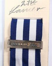 EGYPT MEDAL RIBBON BAR CLASP SUAKIN 1884 FOR FULL SIZE MEDALS