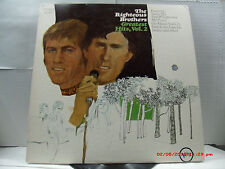 """THE RIGHTEOUS BROTHERS-(LP)-GREATEST HITS, VOL. 2  """"GO AHEAD AND CRY""""-VERVE-1969"""
