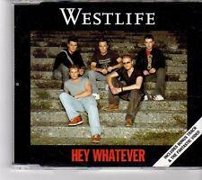 (FM14) Westlife, Hey Whatever - 2003 CD