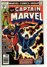 Captain Marvel 53 - Bronze Age Classic - High Grade Classic - 9.0 VF/NM
