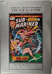 MARVEL MASTERWORKS: THE SUB-MARINER vol. 7 [Steve Gerber, Bill Everett]
