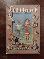 Vintage Lilliput Magazine - September 1942 - Vol 11 No: 3
