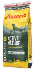 Josera Active Nature 15kg Hundetrockenfutter