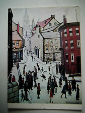 Berwick Upon Tweed by Lowry Old Postcard