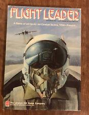 Avalon Hill Modern  Flight Leader. Great Shape. Complete