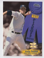 1998 FLEER SPORTS ILLUSTRATED ANDY PETTITTE FIRST EDITION MASTERPIECE 1/1 RARE