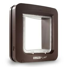 SureFlap Microchip Pet Door, Brown