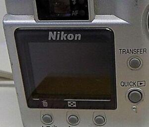 LCD Display Bildschirm Für NIKON Coolpix 775