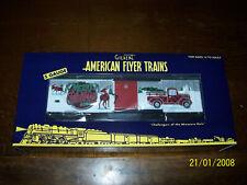 American Flyer 2019550 Christmas Boxcar 2020 S Gauge