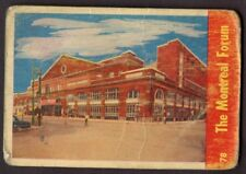 1955-56 Parkhurst # 78 The Montreal Forum