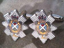 Black Watch Regiment Military Cufflinks