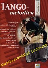 Tango-melodie, voti per fisarmonica, sheet music book for Accordion, VHR 1776