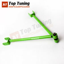 Rear Lower Control Arms Bar Rod Camber Kit for 95-05 BMW E46/E36/Z4/M3 Green