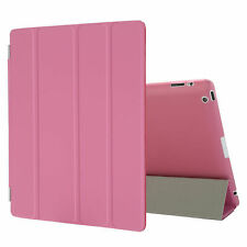 iPad Smart Magnetic Slim Stand Case Cover for Apple iPad 2 3 4 iPad Air Mini12 3