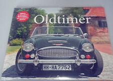 Kalender Oldtimer 2013 mit 2 Metallschildern DKW Junior / Maybach (OVP)