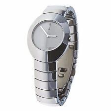Rado OVATION 121.0497.3 Hightech caramics Silber Zifferblatt Quarz Damen Uhr