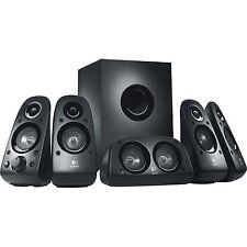 Boxen Logitech Z506 5.1 Speaker System Soundsystem Lautsprecher mit Subwoofer