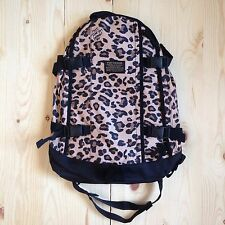 FUCT SSDD F/W 2013 LEOPARD PRINT  BACKPACK COLECTION ERIK SUPREME BRUNETTI CAMO