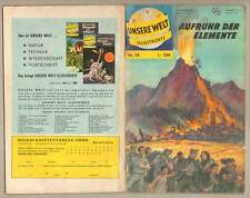 CGB Our World Illustrated 34 * Riot of elements * EPL * Z 1-2/2