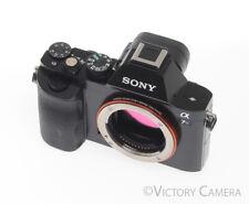 Sony Alpha A7S (ILCE7S/B) 12.2MP Digital Camera Body -Under 2,000 Shots-