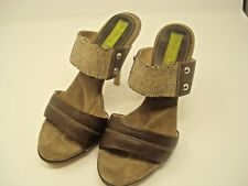 Italian Shoes GOFFREDO FANTINI BROWN SUEDE SIZE 6/39 HANDMADE IN ITALY(1)