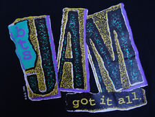 Vtg 90s 50/50 Screen Stars Best bts Jam Got it All T Shirt Rap Hip Hop XL K Pop