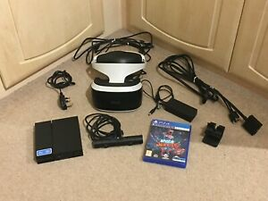 Sony PlayStation VR Headset Camera Bundle - Plus Space Junkies