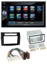 Blaupunkt SD Bluetooth 2DIN MP3 USB AUX Autoradio für Toyota Corolla 04-09 Verso