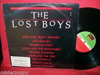 The Lost boys OST LP AUSTRALIA MINT- Rare OZ first pressing INXS DALTREY BARNES