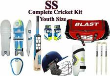 Ss Complete Cricket Kit with English Willow Cricket Bat 100% Original And Best