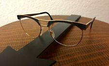 CAZAL MENS 741 EYE GLASSES + FACTORY CASE + LENSES  ABSOLUTELY BEAUTIFUL! WOW!