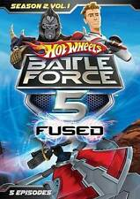 Hot Wheels: Battle Force 5 - Season 2, Vol. 1 (DVD, 2014) Free Shipping!