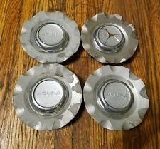 Set of 4 OEM 1996-98 Acura TL Accessory Wheel Center Caps Hubcaps 08W15-TB6-B000