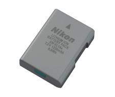 OEM Nikon EN-EL14a Rechargeable Li-Ion Battery for Select Nikon DSLRs #27126
