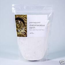 Diatomaceous Earth Food Grade Fossil Shell Flour 470g Perma-Guard | Express