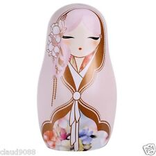 """BABUSHKA BY KIMMIDOLL MESSAGES OF LOVE & FRIENDSHIP BK011 - 2015 MINT & BOXED"