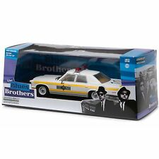 Greenlight Blues Brothers 1977 Dodge Royal Monaco Illinois Police Car 1:43 86424