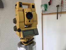 Topcon Robotic Total Station.Gts-802A.Complete Service.Nice Condition!