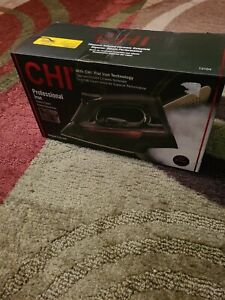 OPNBX CHI 1700W Professional Steam Iron w/ Ceramic Soleplate & 300 Steam $75
