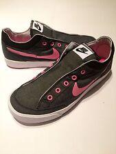 Nike Air Capri Slip TXT (GS) Shoes GIRLS Size 4Y Women Size 6.5 644553 001