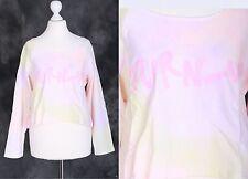 T-20 Pastell Romantic Langarm Shirt Sweatshirt Pullover Japan Harajuku Trend