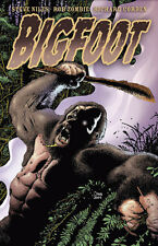 Bigfoot (US 1-4) alemán Richard Corben, Steve Niles, Rob Zombie horror Cross Cult